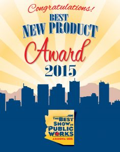 best new product award 2015