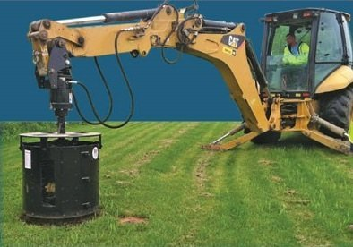 Backhoe Configuration