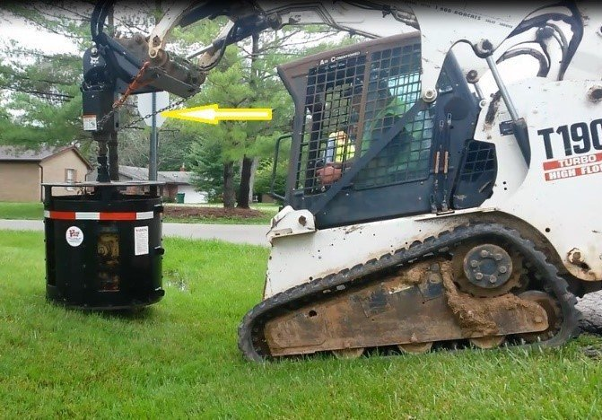 Skid Steer Configuration